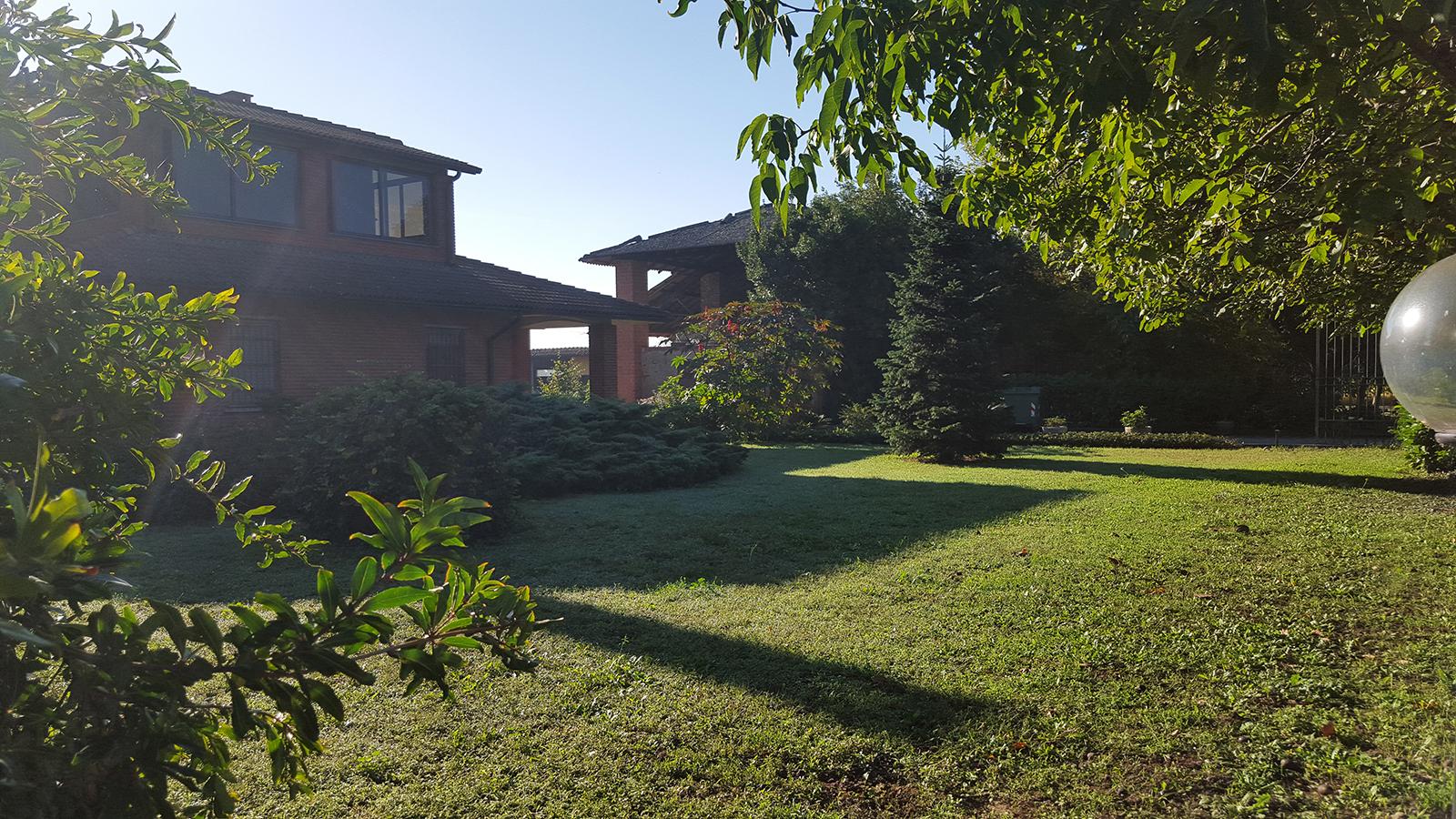 giardino agriturismo